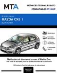MTA Mazda CX-5 I break phase 2
