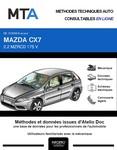 MTA Mazda CX-7 phase 2