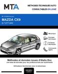 MTA Mazda CX-9 I