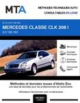 MTA Mercedes CLK I (208) coupé phase 1