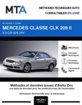 MTA Mercedes CLK II (209) coupé phase 2