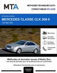 MTA Mercedes Classe CLK II (209) coupé phase 1