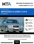 MTA Mercedes Classe E (210) berline phase 2