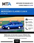 MTA Mercedes Classe E (210) break phase 1