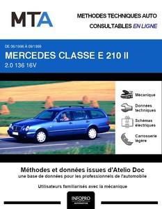 MTA Mercedes Classe E (210) break phase 1
