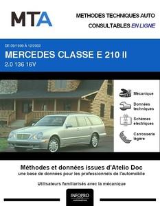 MTA Mercedes Classe E (210) break phase 2