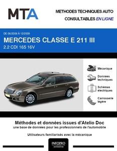 MTA Mercedes Classe E (211) break phase 2