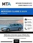 MTA Mercedes Classe E (212) break (S212) phase 1