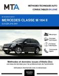 MTA Mercedes Classe M (164) phase 2