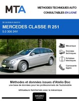 MTA Mercedes Classe R phase 1