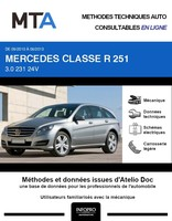 MTA Mercedes Classe R phase 2