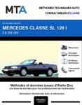MTA Mercedes Classe SL (129) phase 3