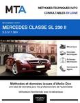 MTA Mercedes Classe SL (230) phase 2