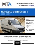 MTA Mercedes Sprinter (906) fourgon 4p