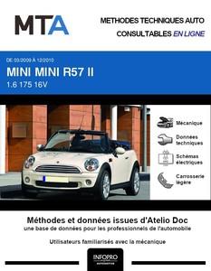 MTA Mini Mini II  cabriolet phase 1