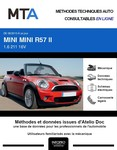 MTA Mini Mini II cabriolet phase 2