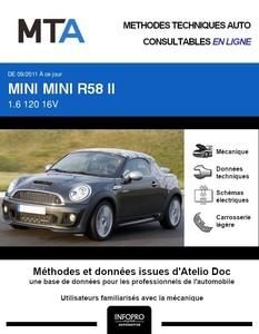 MTA Mini Mini II coupé