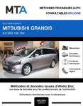 MTA Mitsubishi Grandis