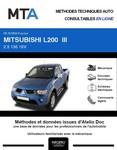 MTA Mitsubishi L200 IV pick-up