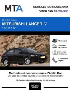 MTA Mitsubishi Lancer V 5p
