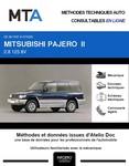 MTA Mitsubishi Pajero II 5p phase 2