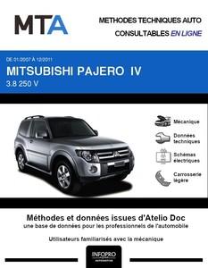 MTA Mitsubishi Pajero IV 3p phase 1