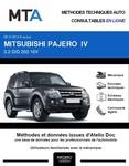 MTA Mitsubishi Pajero IV 3p phase 2