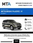 MTA Mitsubishi Pajero IV 5p phase 1