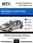 MTA Mitsubishi Pajero Pinin 5p