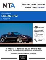 MTA Nissan 370Z cabriolet