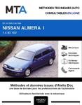 MTA Nissan Almera I 5p phase 1