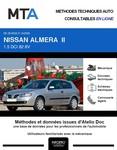MTA Nissan Almera II 3p phase 2
