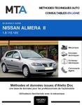 MTA Nissan Almera II 5p phase 2