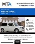 MTA Nissan Cube