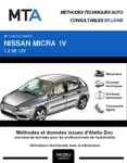 MTA Nissan Micr aIV (K13) 5p phase 1