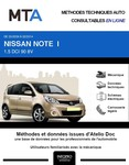 MTA Nissan Note I phase 2