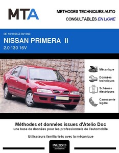 MTA Nissan Primera II 5p