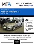 MTA Nissan Primera II break