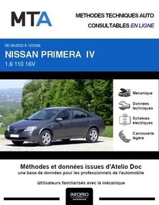 MTA Nissan Primera IV 5p