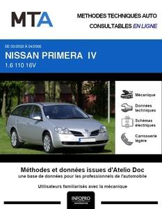 MTA Nissan Primera IV break
