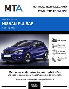 MTA Nissan Pulsar
