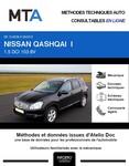MTA Nissan Qashqai I plus 2 phase 1