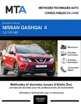 MTA Nissan Qashqai II phase 2