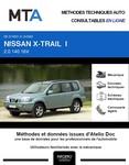 MTA Nissan X-Trail I phase 1