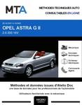 MTA Opel Astra G cabriolet