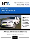 MTA Opel Astra G fourgon