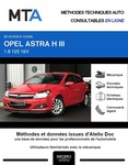 MTA Opel Astra H 3 portes phase 1