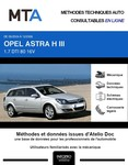 MTA Opel Astra H break phase 1