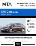 MTA Opel Astra J break phase 2