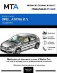 MTA Opel Astra K break phase 1